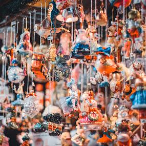 by Daniel MV - Public Holidays Christmas ( 2019, light, christmas tree, austria, vienna, christmas, toy )