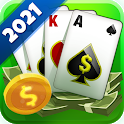 Solitaire Master 2021 - Win Real Money icon