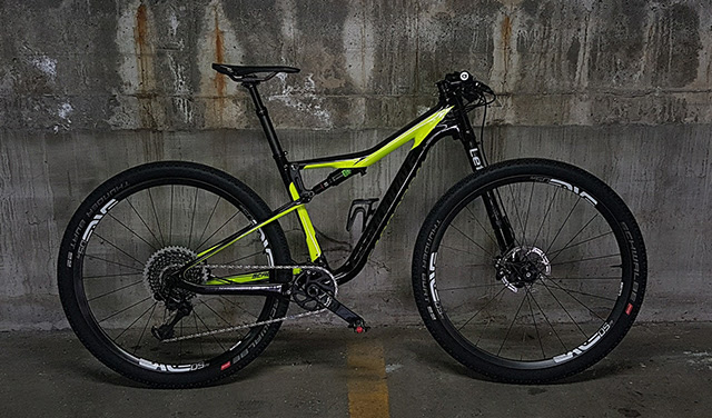 Cannondale Scalpel-SI Team - Maxime Marotte