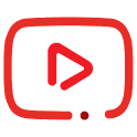 Livestream video player icon