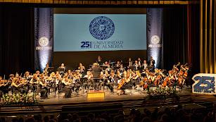 La Orquesta de la Universidad de Almería ofrecerá un concierto en el Teatro Cervantes.