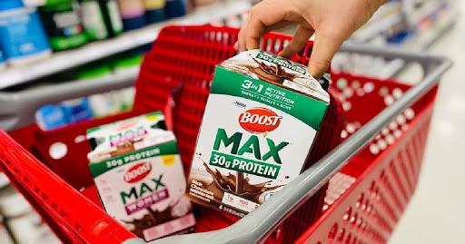 Boost Pro Nutritional Shake 4-Packs Only $3.59 at Target (Regularly $9)   In-Store & Online