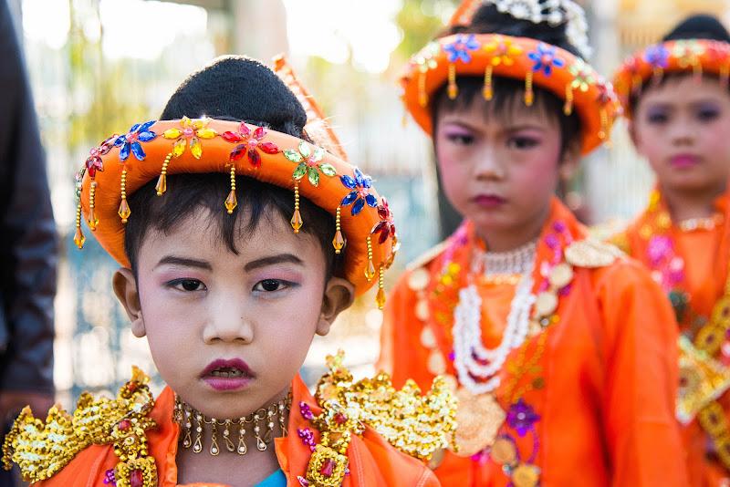 Mandalay Myanmar. di Cristhian Raimondi