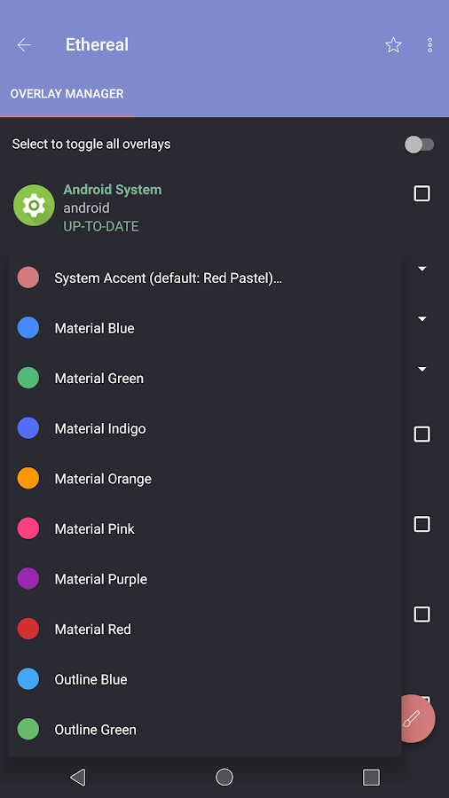 substratum theme engine- screenshot
