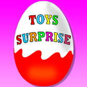 Surprise Eggs - Kids Toys Game