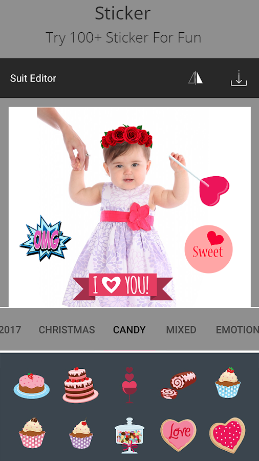 Baby Girl Fashion Suit- screenshot