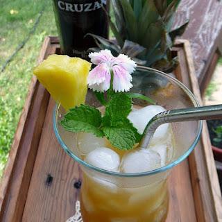 Dirty Mai Tai Cocktail Recipe