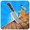 Flying knife 2021 icon