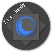 O/Pixel Dark Theme Substratum
