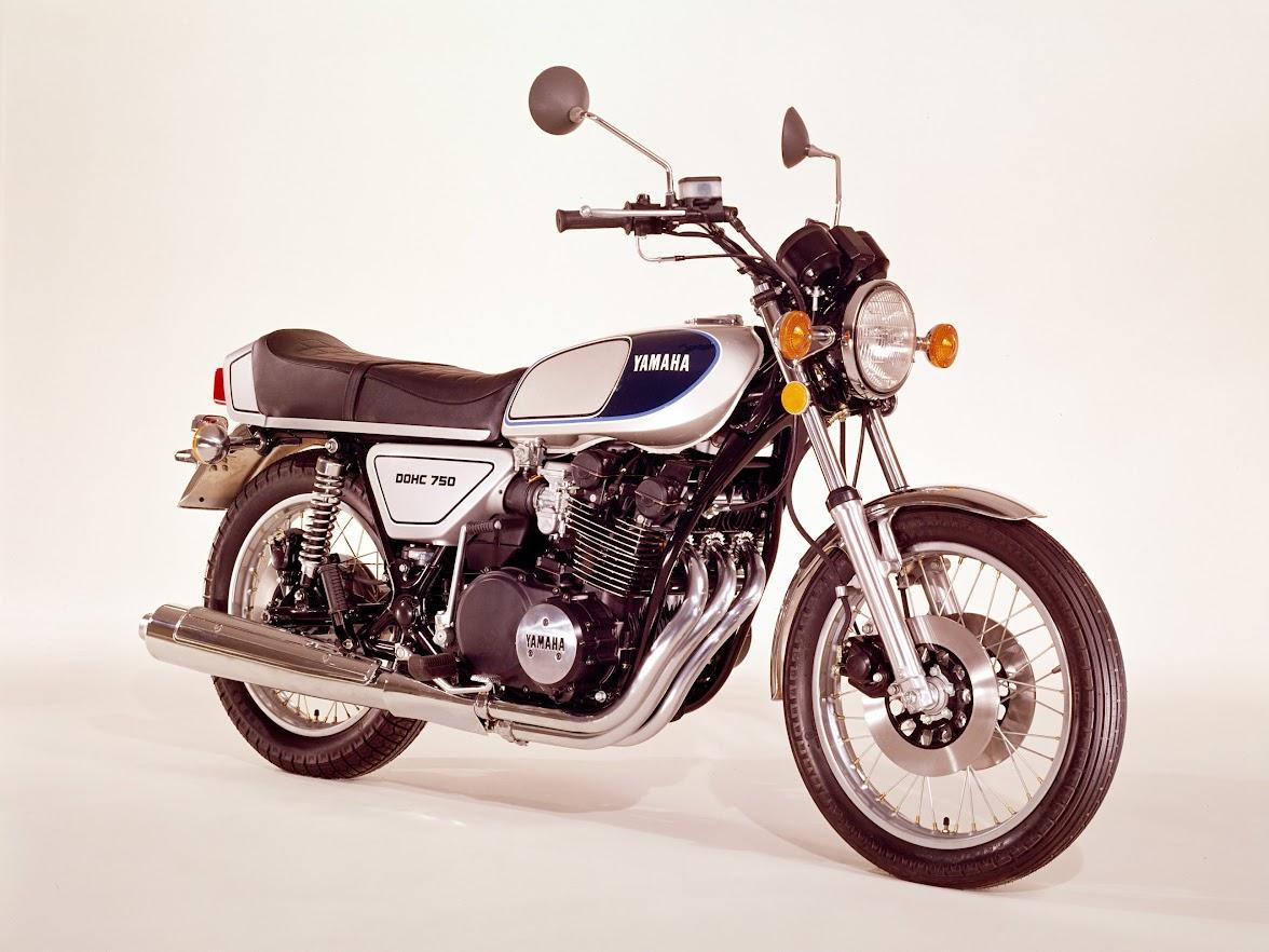 Yamaha XS 750-manual-taller-despiece-mecanica