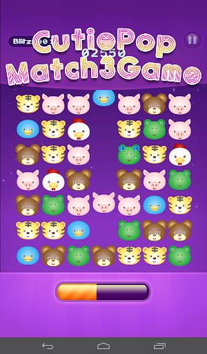 CutiePop u3010Match 3 Gameu3011 1.09 Windows u7528 5