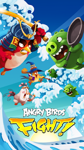 Angry Birds Fight! RPG Puzzle Screenshot 1
