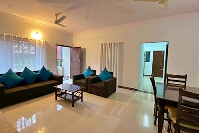Kumaraswamy Naidu Road Serviced Apartment