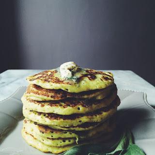 Sage & Parmesan Potato Pancakes