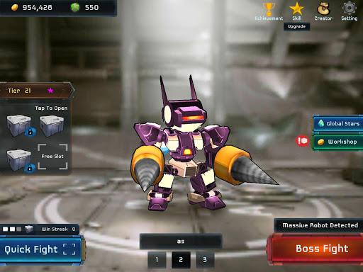 MegaBots Battle Arena: Build Fighter Robot filehippodl screenshot 13