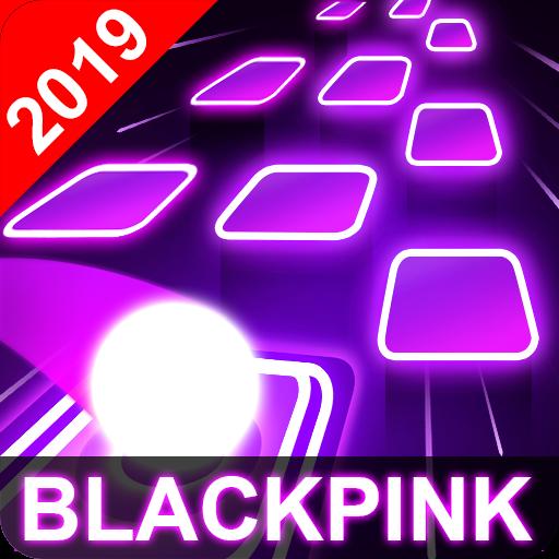 BLACKPINK Hop: KPOP Rush Dancing Tiles Game 2019!