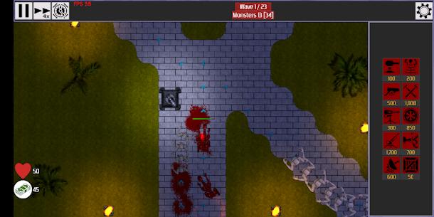 Dead TD – Tower Defense Game 1.03 Mod + APK + Data UPDATED 2