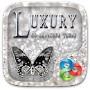 Luxury GO Launcher Theme v v1.0.9