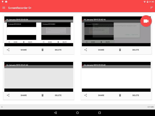 Screen Recorder screenshot 9