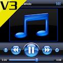 SKIN PLAYERPRO V3 AERO BLACK icon