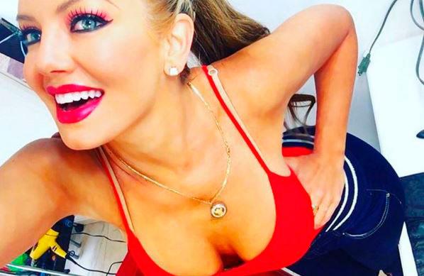 Isabel Madow cautiva a sus seguidores de Instagram