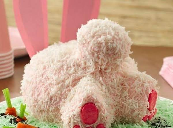 Bunny Butt Cake Recipe