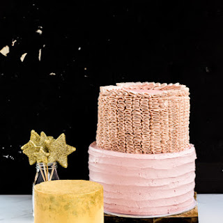 Twinkle, Twinkle Little Lily /-/Ultimate Tiered Star Themed 1st Birthday Cake Recipe