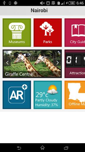 Nairobi Travel - Pangea Guides