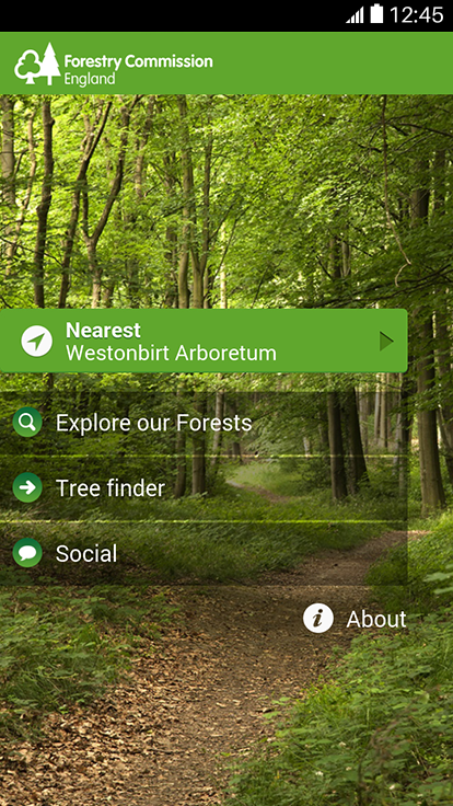 Forest Xplorer- screenshot