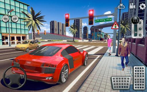 City Driving School Simulator: 3D Car Parking 2019 screenshots 1