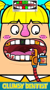 Clumsy Dentist - Fun Games- screenshot thumbnail