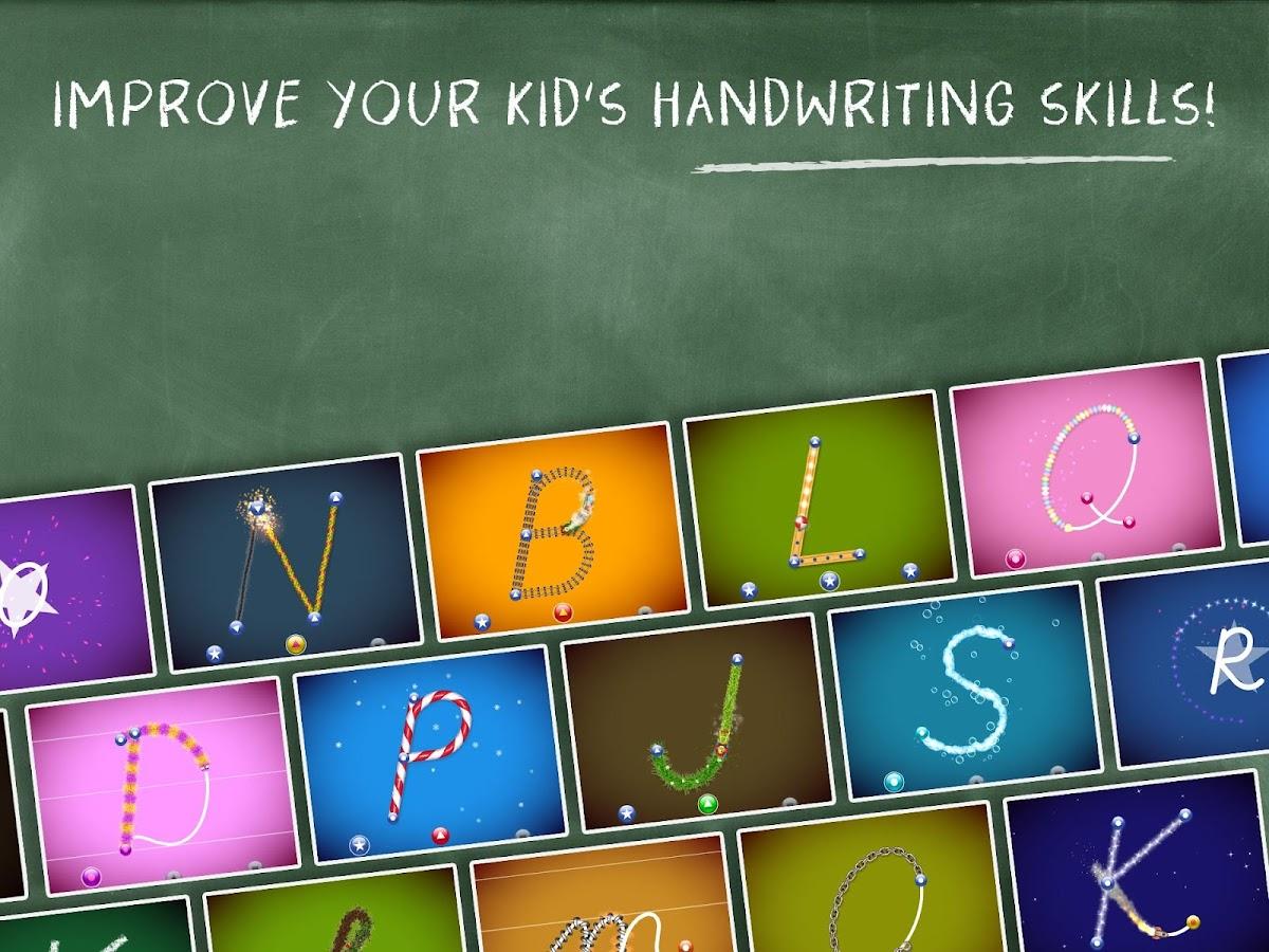 letterschool learn write abc apk
