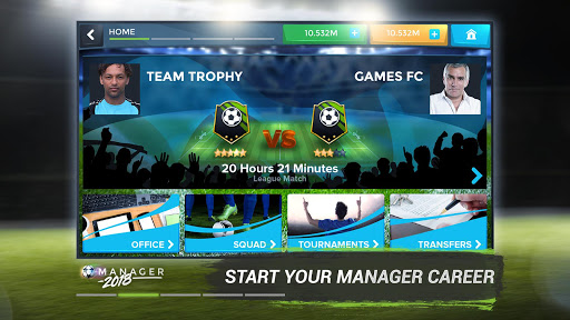 Football Management Ultra 2018 - Manager Game 2.1.16 screenshots 2