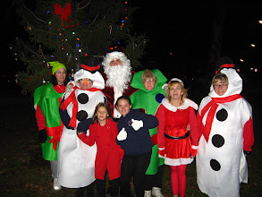 Photo: Friends of Campbell Square Tree Lighting (December 18, 2012)