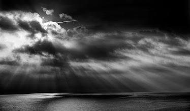 Photo: Over the sea