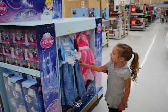 Photo: Ohhh!! Look at all the new Cinderella stuff!