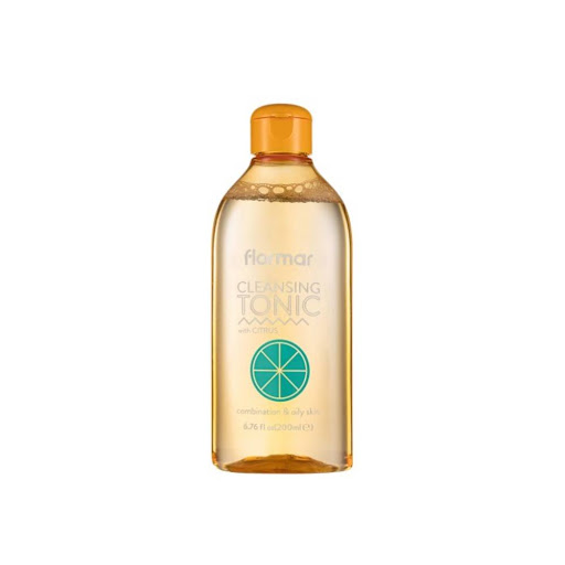 crema facial flormar cleansing tonic citrus 200 ml