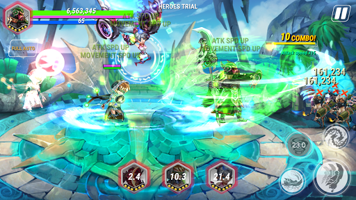 Heroes Infinity Premium modavailable screenshots 5