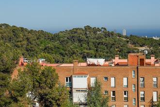 Photo: Комунална тераса с гледка към морето