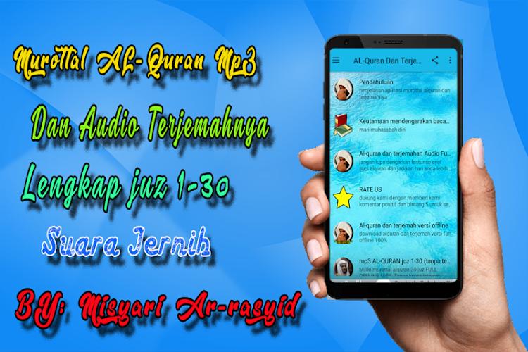Download MP3 Al Quran Dan Terjemahan APK latest version app