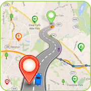 gps satellite route direction finder google play のアプリ