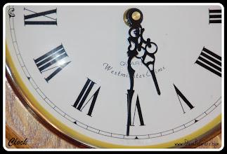 "Photo: A to Z  2011-09-07 Week 3 - Day 18  Wednesday's ""C""  Clock"