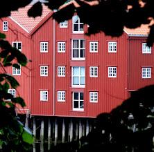 Photo: Farbige Durchblicke.