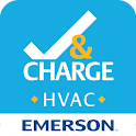 HVAC Check & Charge icon