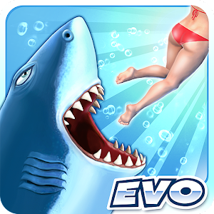 Take control of a very Hungry Shark and go on a frantic ocean rampage! APK Icon