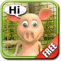 Talking Pig icon