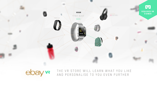 eBay VR Department Store- screenshot thumbnail