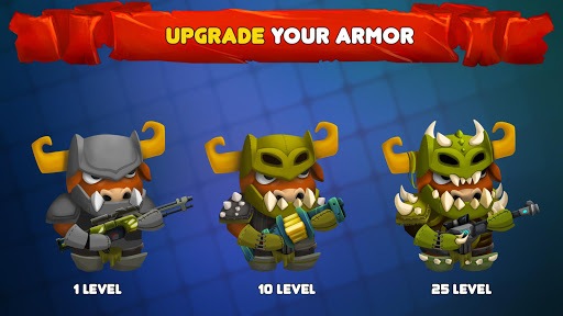 Brawl Of Heroes : Online 2D shooter  screenshots EasyGameCheats.pro 3