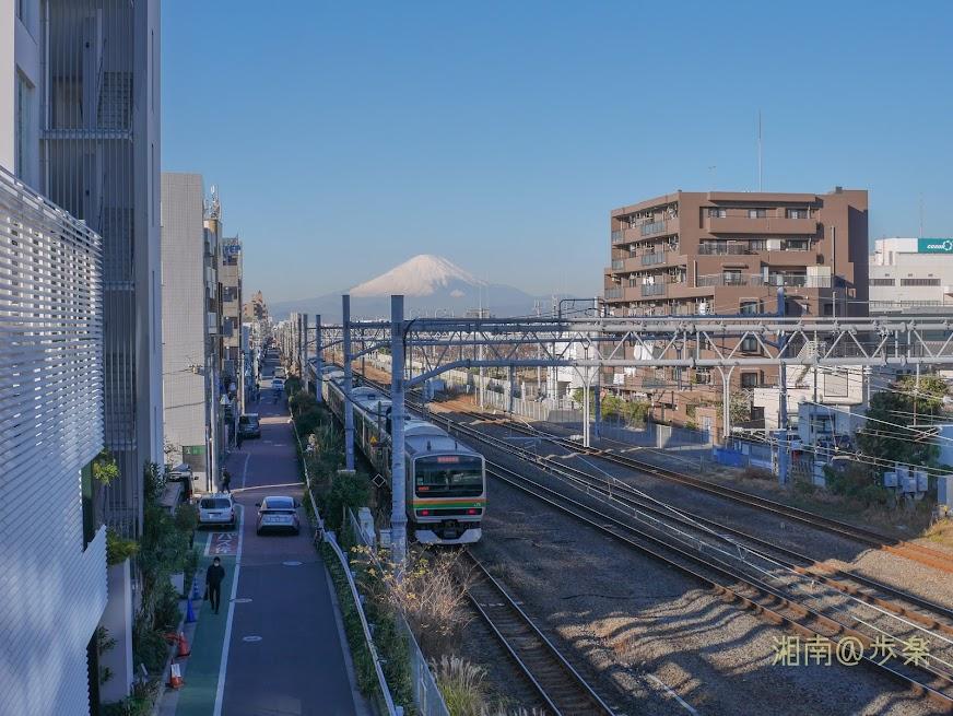 新年 2019 辻堂駅西口界隈