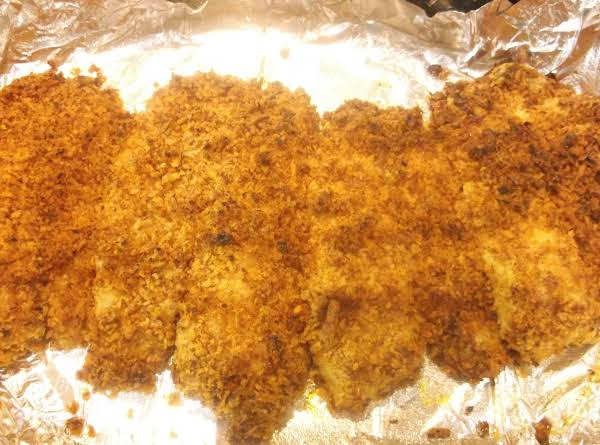 French Fried Onion Tilapia